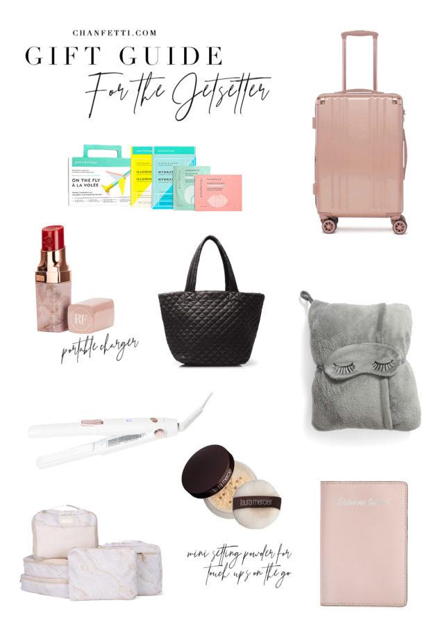 Gift Guide 2018: For the Jetsetter - Chanfetti Blog