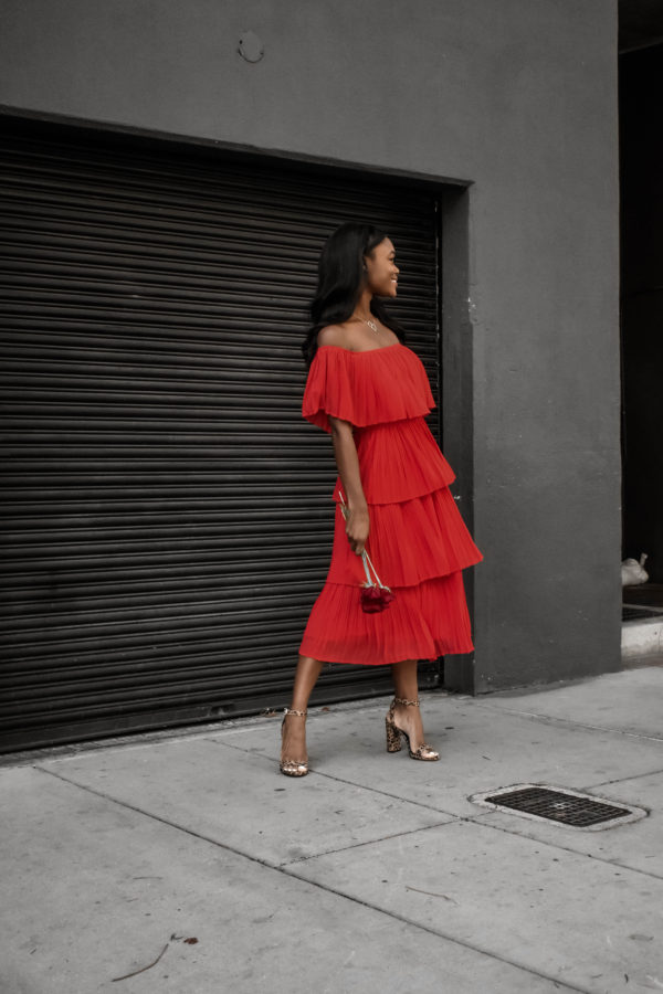Valentine's Day Date Night Outfit Ideas 2019 - Chanfetti Blog
