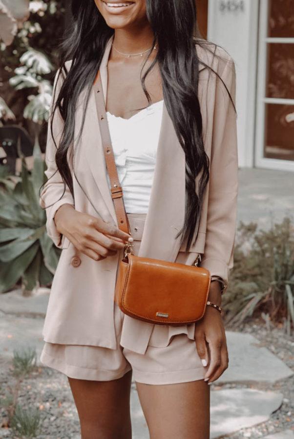 One Bag, Three Ways to Style with Brahmin - Chanfetti Blog by Brenna Anastasia
