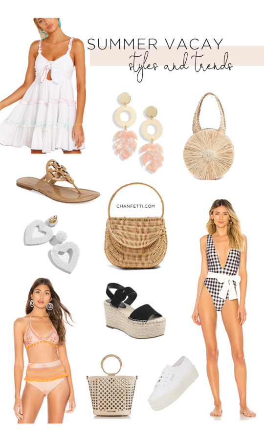 Summer Vacay Trends I'm Currently Loving - Chanfetti by Brenna Anastasia