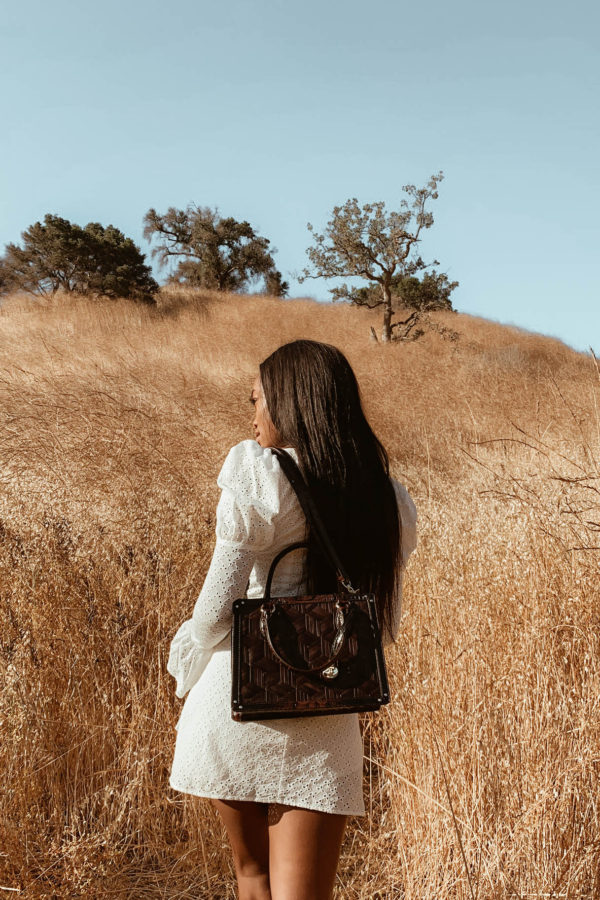 The Timeless Handbag Brand I've Been Loving - Chanfetti Blog by Brenna Anastasia