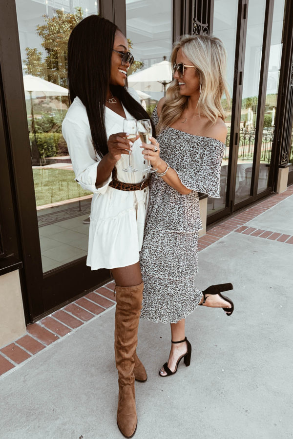 Shop the Mint Brenna Anastasia, Shealeigh Mills - Chanfetti Blog