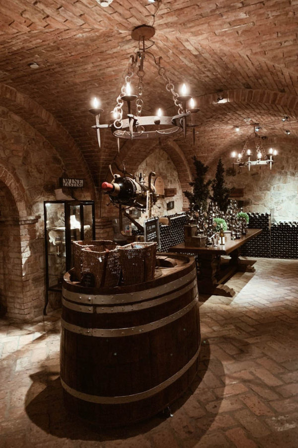 Castello di Amorosa Winery - Chanfetti Blog by Brenna Anastasia