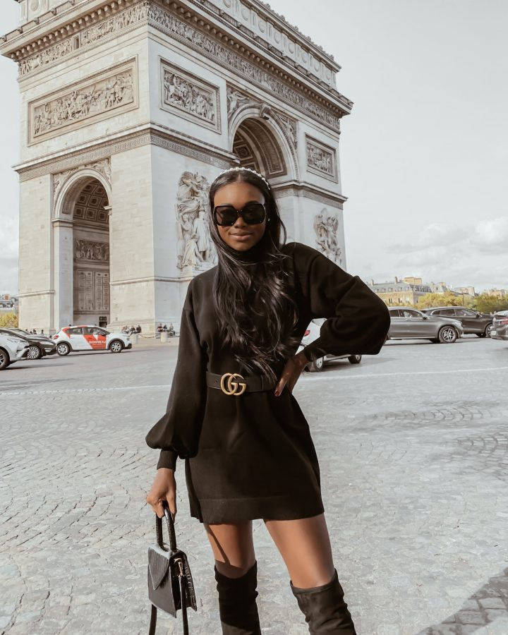 Arc de Triomphe Paris - Brenna Anastasia