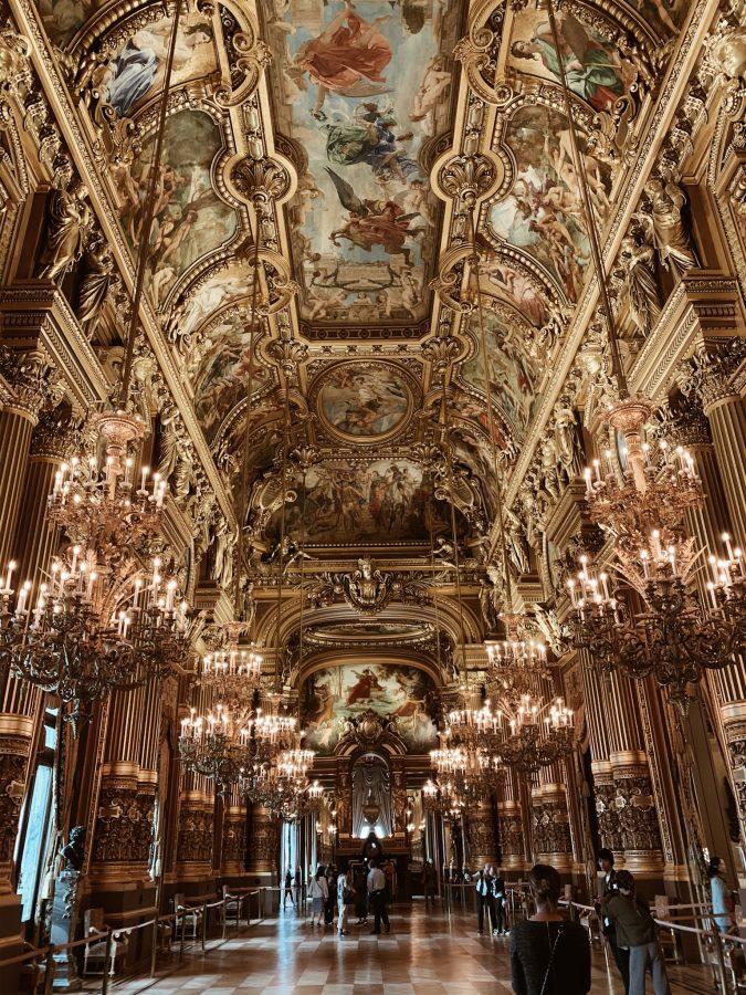 Palais Garnier Paris - Brenna Anastasia
