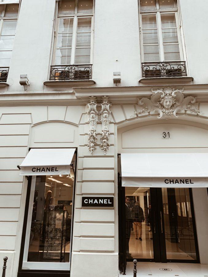 31 Rue Cambon Paris - Brenna Anastasia