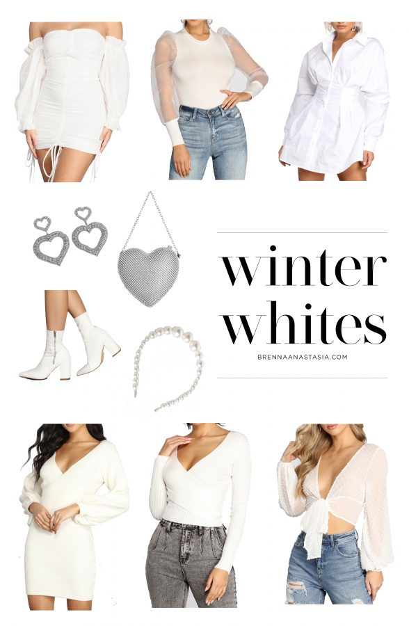 Winter Whites with Windsor - Brenna Anastasia