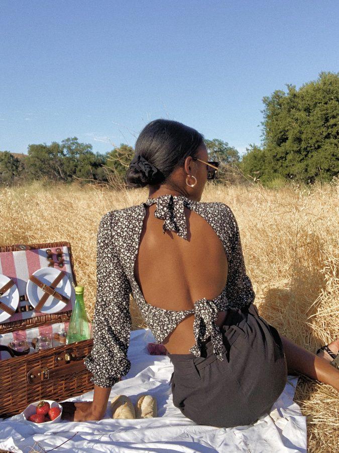 Summer Afternoon in Malibu - Brenna Anastasia Blog