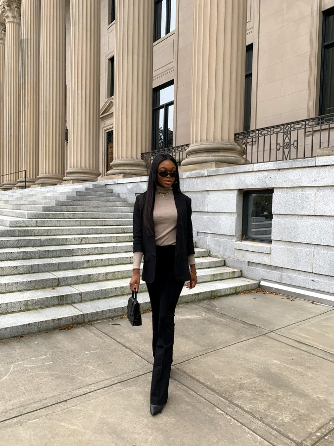 Parisian Fashion - Brenna Anastasia Blog