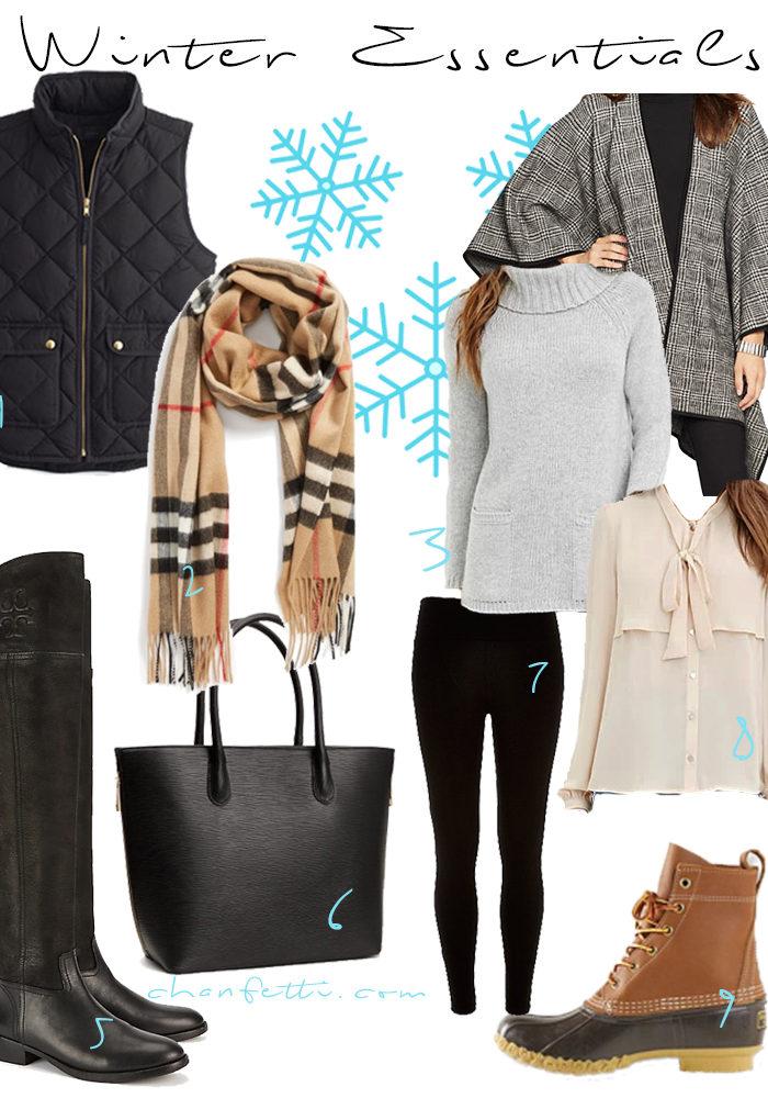 Winter 2015 Essentials