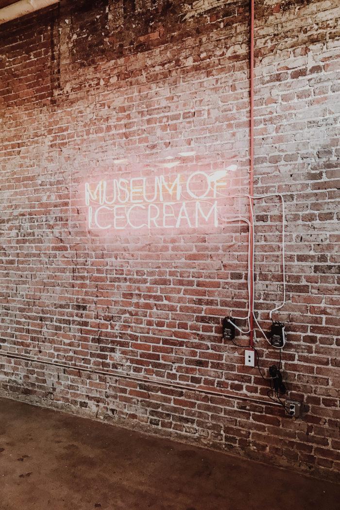 Museum of Ice Cream in LA