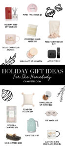 Holiday Gift Guides 2017: For The Homebody
