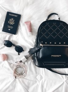 What's In My Carry-On Bag? - Chanfetti Blog