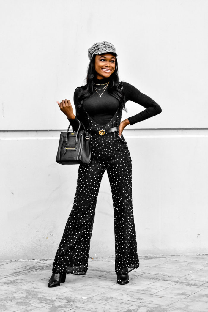 Starstruck Jumpsuit + Giveaway