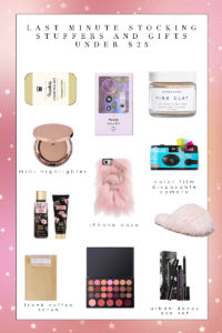 Holiday Gift Guide 2017: Last Minute Stocking Stuffers
