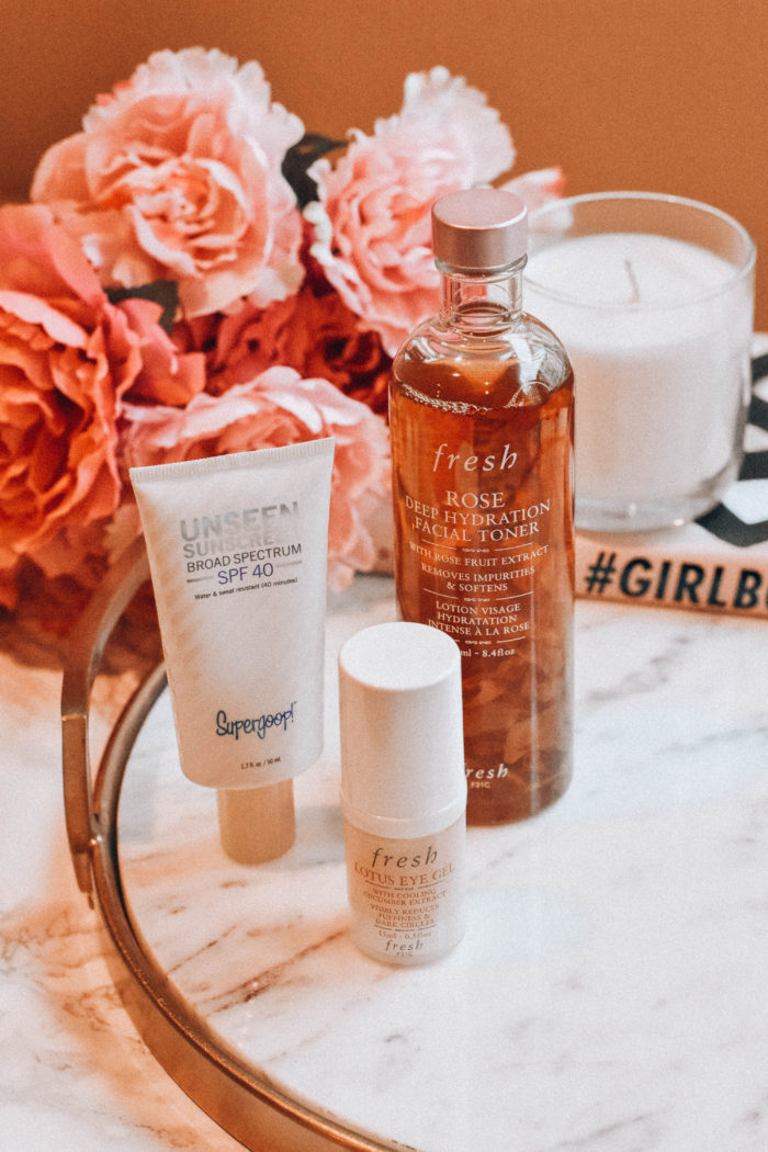 Spring Beauty Faves 2018 - Chanfetti Blog