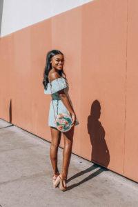 Linen Dresses I'm Loving at the Moment