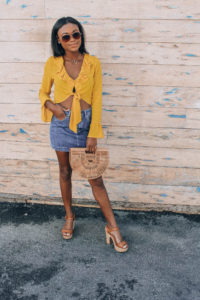 The Blues for Yellow - Chanfetti Blog