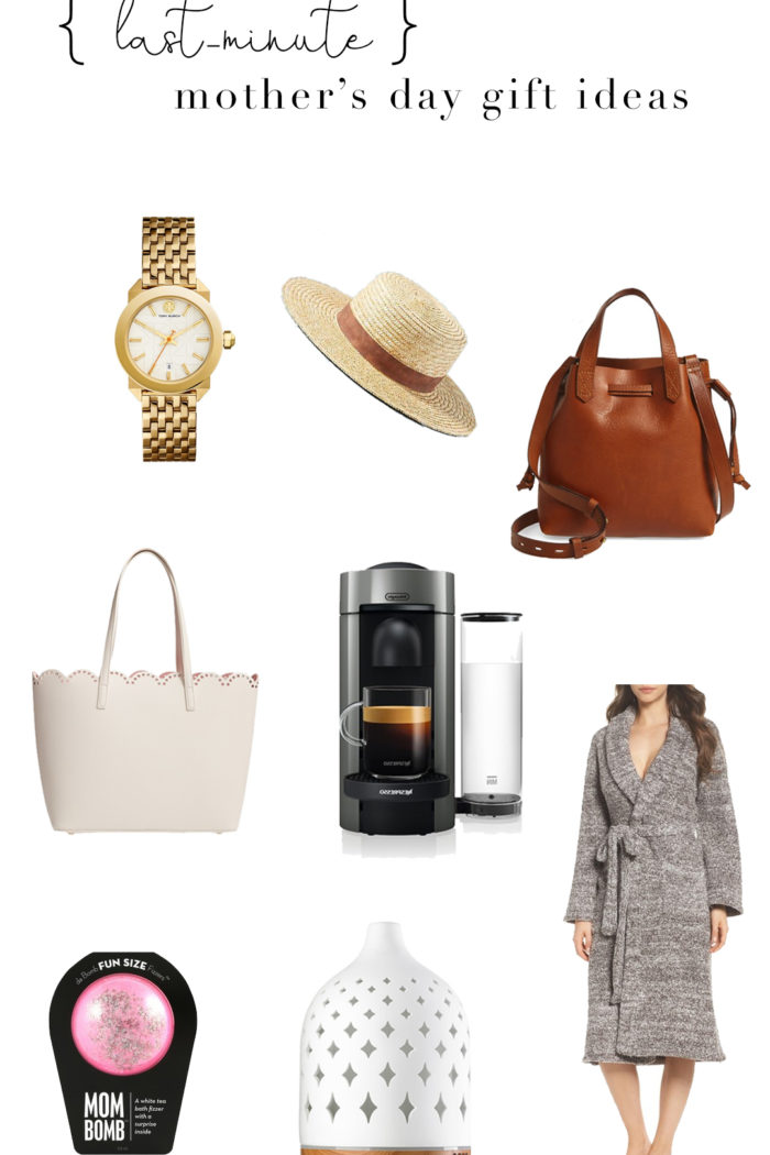 Last-Minute Mom's Day Gifts