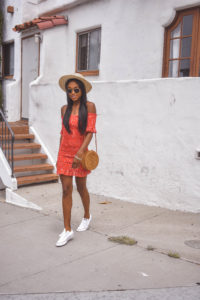Sneakers to Pair with Dresses This Summer