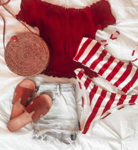 Red, White and the 4th of July - Chanfetti