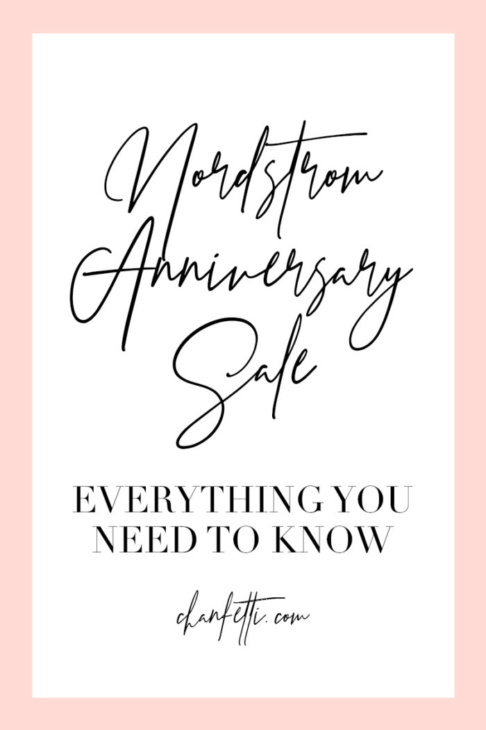 Nordstrom Anniversary Sale 2019: Everything You Need to Know