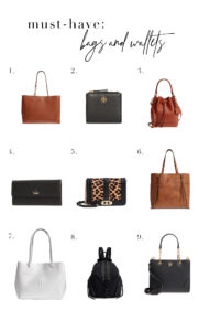 Nordstrom Anniversary Sale 2018 Must-Haves - Chanfetti Blog