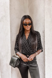 Date Night Look with River Island - Chanfetti Blog