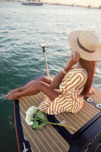 Newport Beach Boat Day - Chanfetti Blog
