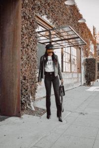Joe's Jeans Micro Flare - Chanfetti Blog