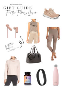 Gift Guide 2018: For the Fitness Lover - Chanfetti Blog