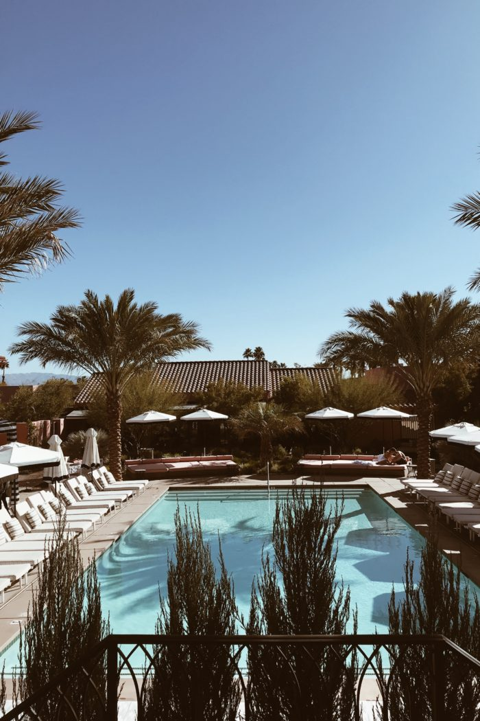 Palm Springs Valentine's Staycation