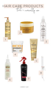 My Most-Used Hair Care Products