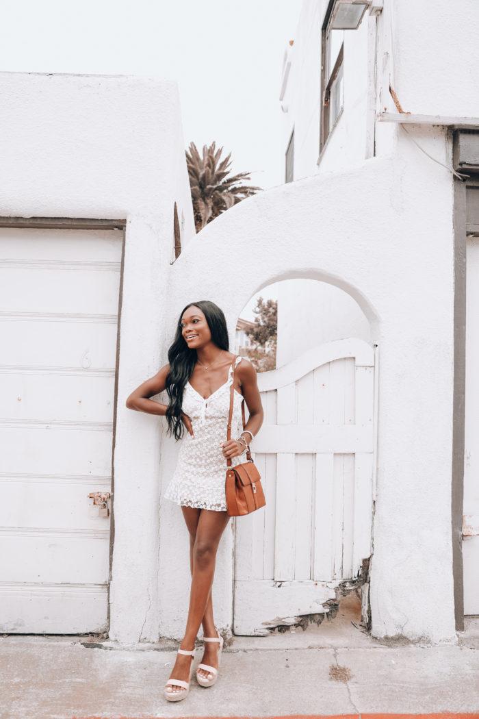 Summer Ready Crossbody Bag with Brahmin - Chanfetti Blog by Brenna Anastasia