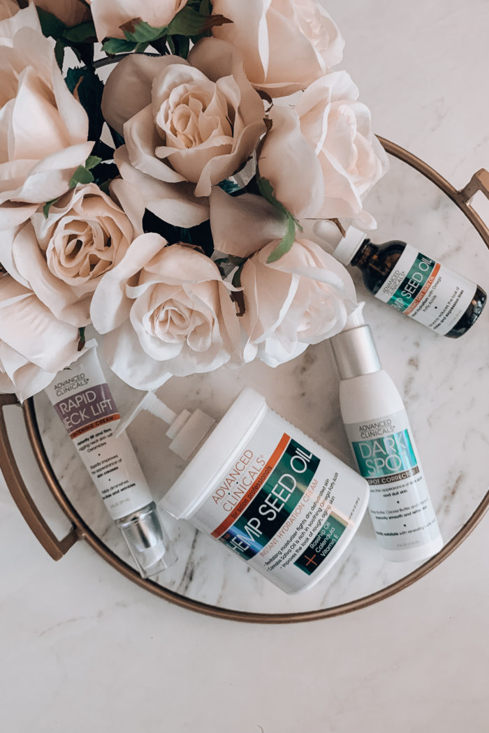 Affordable Skincare Products for Targeting Problem Areas: Advanced Clinicals