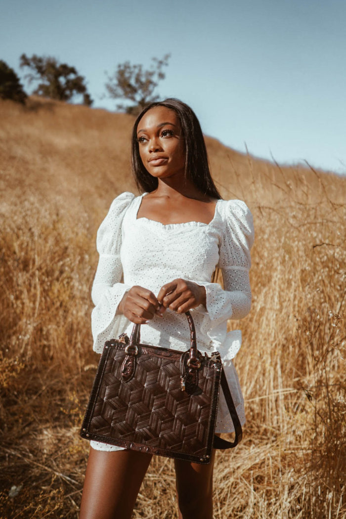 The Timeless Handbag Brand I've Been Loving - Chanfetti Blog by Brenna Anastasia