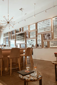 SIGH Champagne Bar Sonoma - Chanfetti Blog by Brenna Anastasia