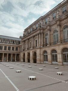 Palais-Royal Paris - Brenna Anastasia