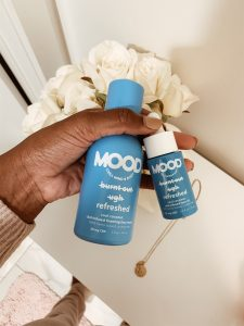 MOOD: The New Wellness Collection on My Beauty Counter - Brenna Anastasia