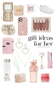 Holiday Gift Guide 2019: Gifts for Her - Brenna Anastasia Blog