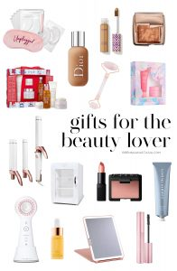 Holiday Gift Guide 2019: Gifts for the Beauty Lover and Skincare Obsessed - Brenna Anastasia Blog