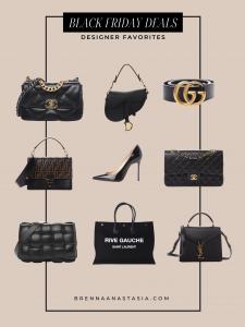 Black Friday Designer Favorites Brenna Anastasia Blog