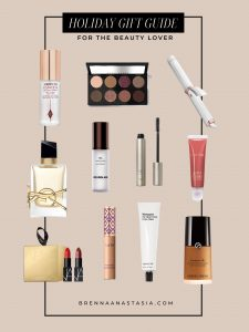 Holiday Gift Guide 2020: Best of Beauty - Brenna Anastasia Blog