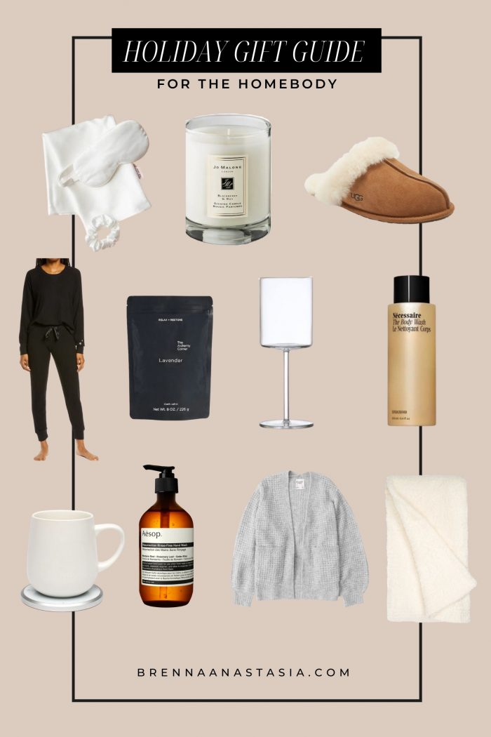 Holiday Gift Guide: For the Homebody