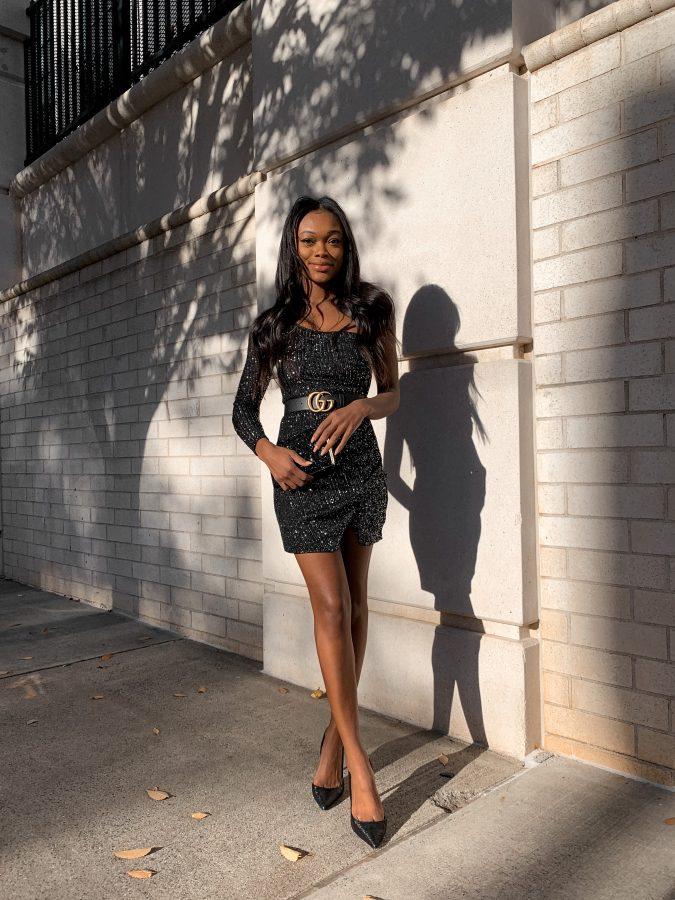 New Year's Eve Dress - Brenna Anastasia Blog