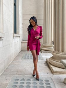 Valentine's Day Date Night Dresses 2021 - Brenna Anastasia Blog