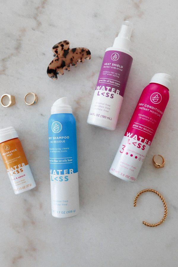 Waterless Hair Care - Brenna Anastasia Blog