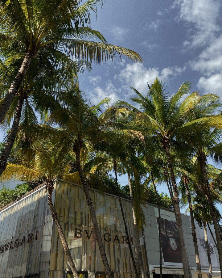 BVLGARI Miami Design District - Brenna Anastasia Blog